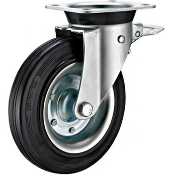 garbage can wheels dustbin wheel waste bin caster