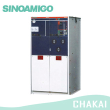 China's fastest growing factory best quality SRM 16-12/24 SF6 gas insulated switchgear(GIS)circuit breaker of switchgear