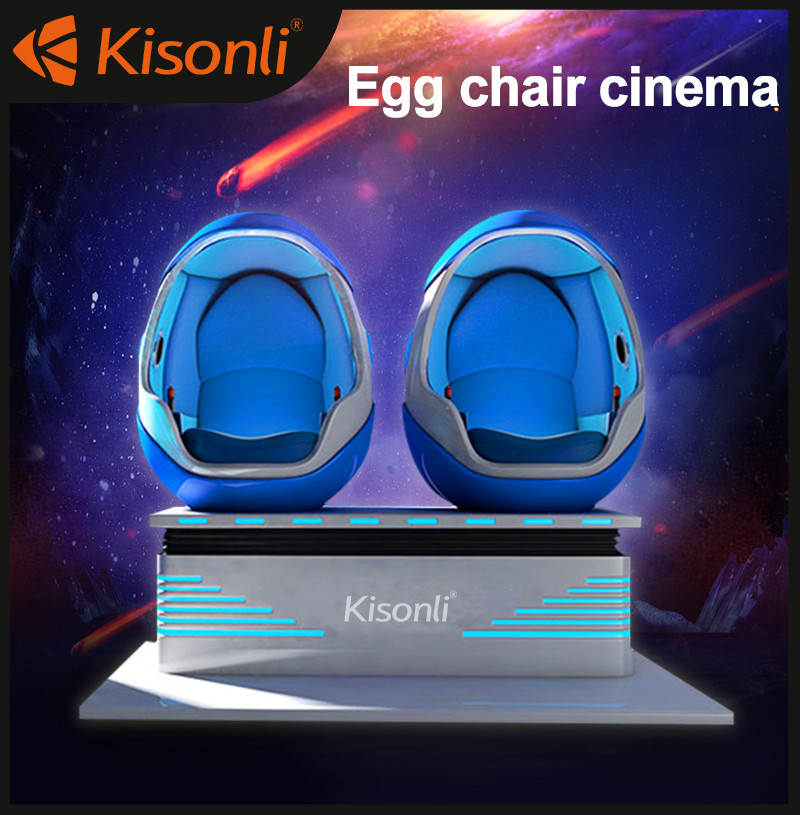 Entertainment Park Equipment 9D Cinema With Virtual Screen Mobile Cinema Glassess 9D Virtual Reality