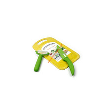 A2051 Durable and Best Selling Ceramic Knife and Ceramic Peeler with PP Board