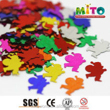 MTLP-CR004 christmas party confetti party popper gun of colorful