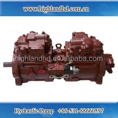 K3V112DT K3V Series Hydraulic Tandem Pumps