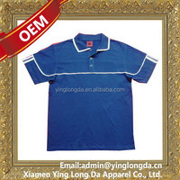Popular best-Selling cotton plain sport polo t shirt for men