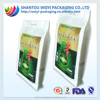 1kg 5kg 25kg 50kg pp Woven / pp non woven plastic rice bag for wholesale