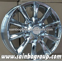 Top Quality Vacuum Plating Chrome Alloy Wheels