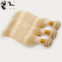 brazilian hair blonde international, 18inch100g straight hair brazilian remy hair weave