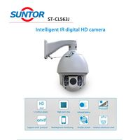 "1/4"" Exview HAD CCD Samsung 32 Times Optical Zoom Dot-matrix Security Camera"
