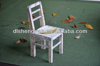 Outdoor Garden Chair, Wooden Chair, Flower Pot Chair