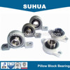 KP/KFL/UFL/UP000 series zinc alloy housing pillow block bearing