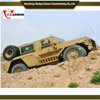 EN 1063 B6 Protection level Military Army Armored Truck Vehicle