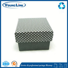 paper sliding packaging box printed