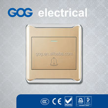 16A Electrical Door bell switch,call bell switch