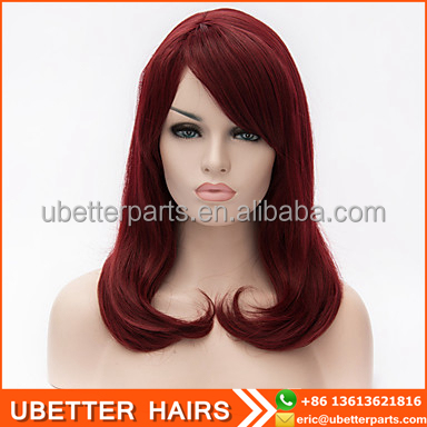 Cheap price and immediate shipping synthetic hair u part wig
