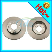Grinding machine brake rotor for HONDA INSIGHT 45251SB2780