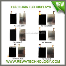 China Manufacture Mobile LCD Screen Display for Nokia Spare Parts