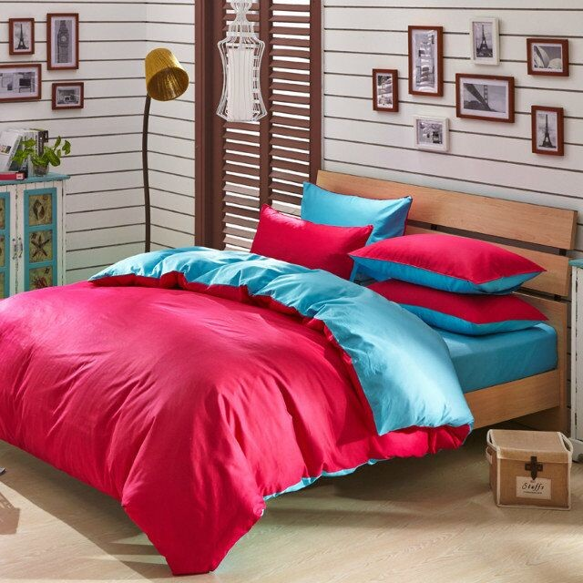Made in China Fashion style king size bed duvet cover set