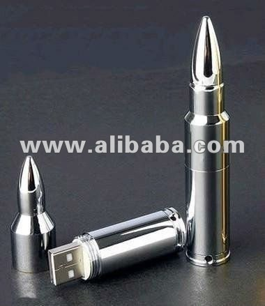 Wholesale 128GB pendrive with nice design bullet type