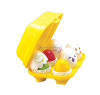 2016 New plastic toys Children's toys hidden egg from ICTC Factory