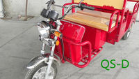 800W battery motorcycle 3 wheel tricycle for passenger China manufacturer supply