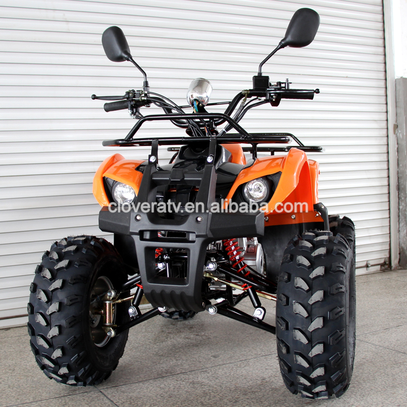 New Design Automatic 110cc Sporty Racing ATV For Adults
