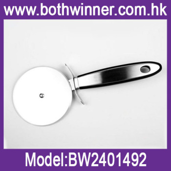 Stainless Steel Round Blade Pizza Knife Pizza Cutter