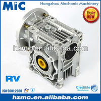 Small Worm Gear RV030 Speed Reducer for DC Motor