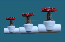PPR raw material environment friendly drinking water ppr pipe valve