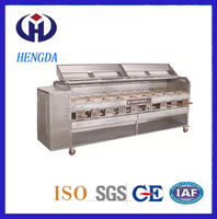 Professional Commercial Charcoal Barbecue Grill