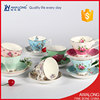 Pretty Design Floral Pattern Bone China Wholesale Coffee Tea Cup And saucer set