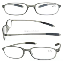 Classic high quality TR90 Reading glasses with pouch for stock