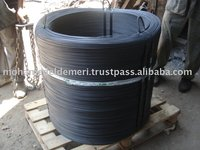 Drawn low carbon steel wire for manufacturing steel wool &Nails