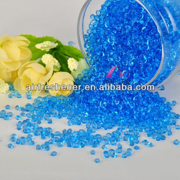 blue ocean scented gel fragrance beads|ball air freshener