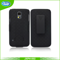 Factroy price belt clip stand case for samsung galaxy s5