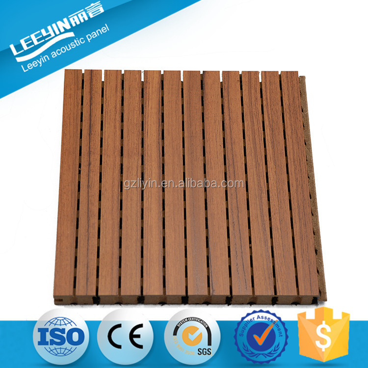 assembly hall architectural surface acoustic wave decoration panel