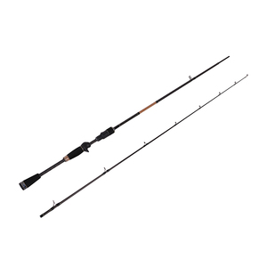 China Wholesale Carbon Fiber Bass Fishing Baitcast Fishing Rod