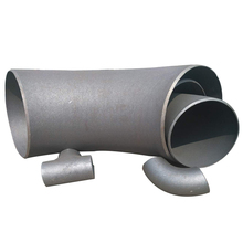 "1/2""-72"" size carbon steel 45 degree butt weld pipe elbow"