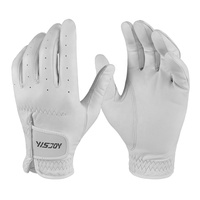 Cheap Price Left Handed Sheepskin Golf Gloves Men Women Durable Grip Golf Gloves Manufacturer