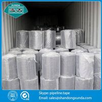 Inner layer anticorrosive pipe wrapping tape materials from xunda factory