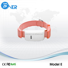 Work for 12 days pet tracker gps collar, pet gps track collar, tracking pet device gps