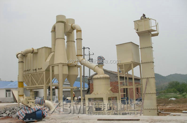 XBM Widely Used Micro powder grinding Raymond Mill For Calcite/Dolomite