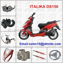 plastic body kit scooter DS150