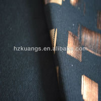 coarsely knitted jersey fabric