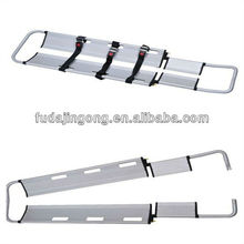 B-8 Aluminum alloy stretcher for emergency treatment /ambulance stretcher/aluminum alloy ambulance scoop stretcher