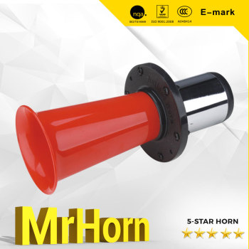 Fashion Red 12V /24V Dog Electric Bus Air Horn