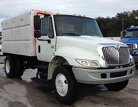 2007 International 4200 Chip Truck