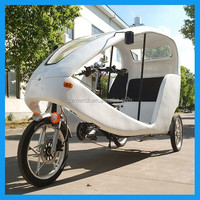 Aluminum 3 wheel motorcycle cars