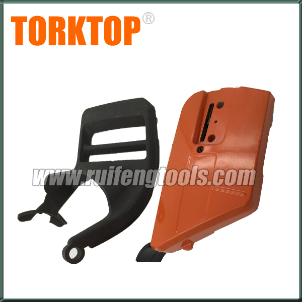 H365 372 CHAIN SAW Brake COVER SPARE PARTS and handle