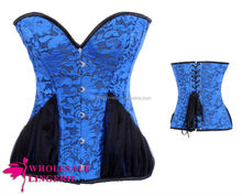 wholesale rubber corsets latex waist training corsets wholesale made in China Steampunk sexy Corset top
