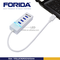 Quality Best usb 3.0 hub 4 ports made in china of factory