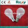 high quality E27 B22 25W 40W 60W 100W Frosted Light Bulbs